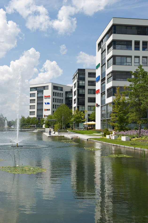 Garching Business Campus